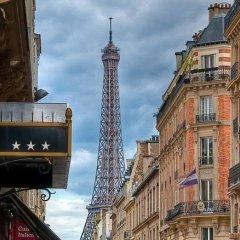 Отель Elysées Union Франция, Париж - 8 отзывов об отеле, цены и фото номеров - забронировать отель Elysées Union онлайн фото 2