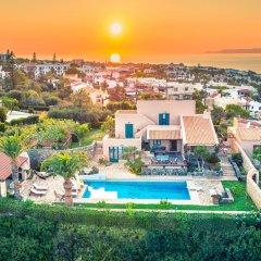 Отель Aegean Blue Villa пляж фото 2