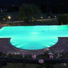 Отель Valle Rosa Country House Сполето бассейн фото 2
