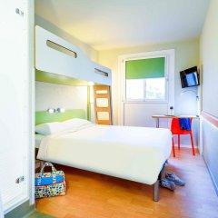 Отель Ibis budget Leipzig City сейф в номере