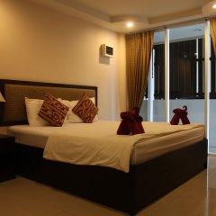 Отель Naiyang Seaview Place сейф в номере