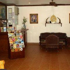 Отель Sawasdee Mansion интерьер отеля фото 3