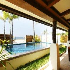 Отель The Sea House Beach Resort бассейн фото 3