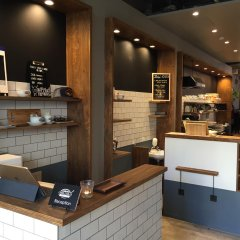 Chillulu Coffee & Hostel питание