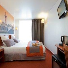 Отель Alyss Saphir Cambronne Eiffel Франция, Париж - отзывы, цены и фото номеров - забронировать отель Alyss Saphir Cambronne Eiffel онлайн комната для гостей фото 4