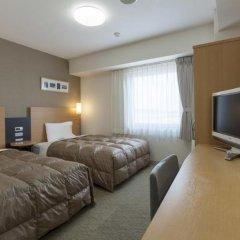Отель Comfort Hotel Tomakomai Япония, Томакомай - отзывы, цены и фото номеров - забронировать отель Comfort Hotel Tomakomai онлайн комната для гостей фото 5