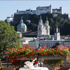 Hotel Bristol Salzburg Зальцбург фото 2