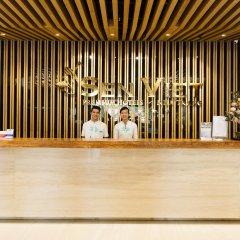 Sen Viet Premium Hotel Nha Trang интерьер отеля фото 2