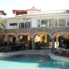 Отель Los Cabos Golf Resort, a VRI resort Мексика, Кабо-Сан-Лукас - отзывы, цены и фото номеров - забронировать отель Los Cabos Golf Resort, a VRI resort онлайн бассейн