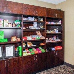 Отель Cambria Hotel Akron - Canton Airport США, Юнионтаун - отзывы, цены и фото номеров - забронировать отель Cambria Hotel Akron - Canton Airport онлайн питание фото 2