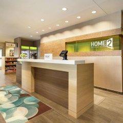 Отель Home2 Suites by Hilton Frederick интерьер отеля