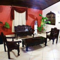 Hotel Real Camino Lenca интерьер отеля