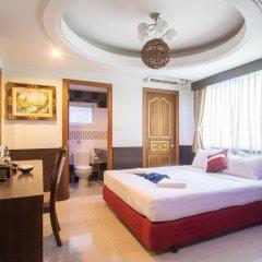 Отель Pratunam Pavilion комната для гостей фото 2