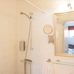 Отель Concordia Швеция, Лунд - отзывы, цены и фото номеров - забронировать отель Concordia онлайн ванная