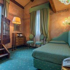 Отель Giorgione Италия, Венеция - 8 отзывов об отеле, цены и фото номеров - забронировать отель Giorgione онлайн комната для гостей фото 3