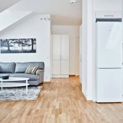 Отель Engel Apartments Швеция, Гётеборг - отзывы, цены и фото номеров - забронировать отель Engel Apartments онлайн комната для гостей