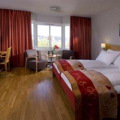 Отель Rica Hotel Kirkenes Норвегия, Киркенес - отзывы, цены и фото номеров - забронировать отель Rica Hotel Kirkenes онлайн комната для гостей