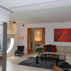 BYD Lofts Boutique Hotel & Serviced Apartments by X2 интерьер отеля