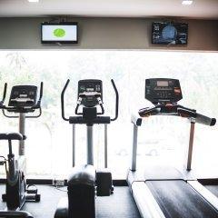Queenco Hotel & Casino фитнесс-зал фото 2