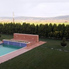 La Bella Bergama Турция, Дикили - отзывы, цены и фото номеров - забронировать отель La Bella Bergama онлайн бассейн фото 2