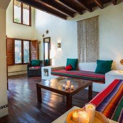 Отель Villas HM Paraíso del Mar Мексика, Остров Ольбокс - отзывы, цены и фото номеров - забронировать отель Villas HM Paraíso del Mar онлайн комната для гостей фото 5