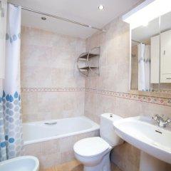 Отель Apolo VII ванная