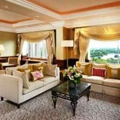 Отель London Hilton on Park Lane 5* Люкс с различными типами кроватей фото 29
