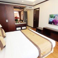 Lenid Hotel Tho Nhuom комната для гостей фото 3