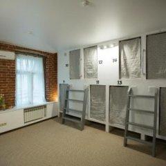 Капсульный отель InterQUBE Чистые Пруды Москва удобства в номере фото 2