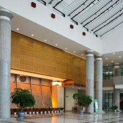 Отель Xiamen University International Academic Exchange Center Китай, Сямынь - отзывы, цены и фото номеров - забронировать отель Xiamen University International Academic Exchange Center онлайн интерьер отеля фото 2