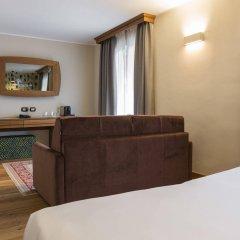 Hotel Duca D'Aosta Аоста удобства в номере