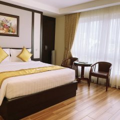 Hoang Minh Chau Ba Trieu Hotel Далат комната для гостей фото 5