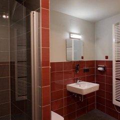 Отель Aparion Leipzig City Германия, Лейпциг - отзывы, цены и фото номеров - забронировать отель Aparion Leipzig City онлайн ванная
