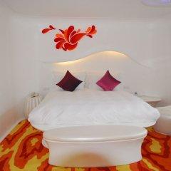 Отель Otique Aqua Шэньчжэнь комната для гостей фото 5