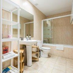 Отель Apartamento en Ópera Испания, Мадрид - отзывы, цены и фото номеров - забронировать отель Apartamento en Ópera онлайн ванная