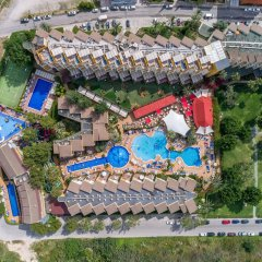 Отель Zafiro Tropic пляж фото 2