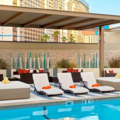 Отель The Westin Las Vegas Hotel & Spa США, Лас-Вегас - отзывы, цены и фото номеров - забронировать отель The Westin Las Vegas Hotel & Spa онлайн бассейн фото 3