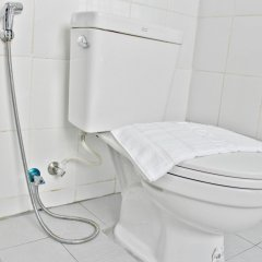 Отель Everest Boutique Бангкок ванная