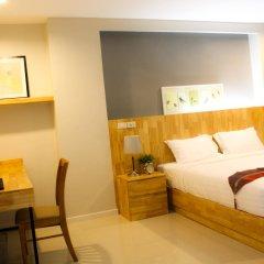 Interpark Hotel & Residence, Eastern Seaboard Rayong комната для гостей фото 2