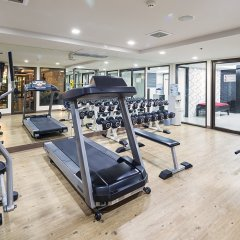 Отель Aspen Suites Бангкок фитнесс-зал фото 2