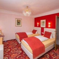 Отель Bergers Sporthotel комната для гостей фото 5