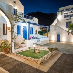 Отель Anezina Villas Греция, Остров Санторини - отзывы, цены и фото номеров - забронировать отель Anezina Villas онлайн фото 7