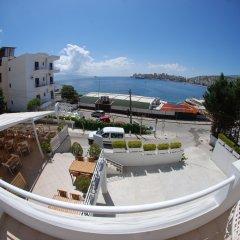 Hotel MS Саранда балкон