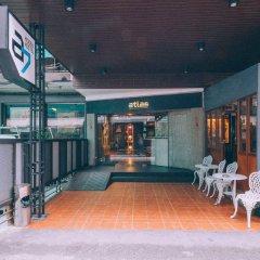 Отель Atlas Bangkok Бангкок спортивное сооружение