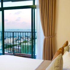 Отель Mookai Suites Мальдивы, Северный атолл Мале - отзывы, цены и фото номеров - забронировать отель Mookai Suites онлайн балкон