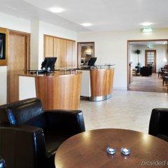 Отель First Jorgen Kock Мальме интерьер отеля