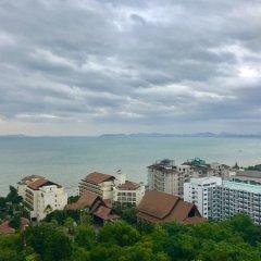 Апартаменты R-Con Wongamat Паттайя пляж