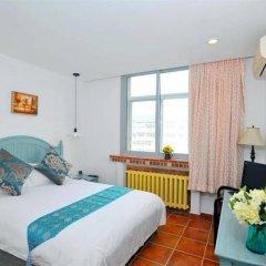 Отель B&B Inn Baishiqiao Hotel Китай, Пекин - отзывы, цены и фото номеров - забронировать отель B&B Inn Baishiqiao Hotel онлайн комната для гостей фото 2