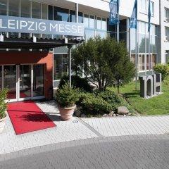 Отель NH Leipzig Messe фото 3