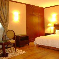 Отель Tulip Inn Sharjah Hotel Apartments ОАЭ, Шарджа - отзывы, цены и фото номеров - забронировать отель Tulip Inn Sharjah Hotel Apartments онлайн комната для гостей фото 2